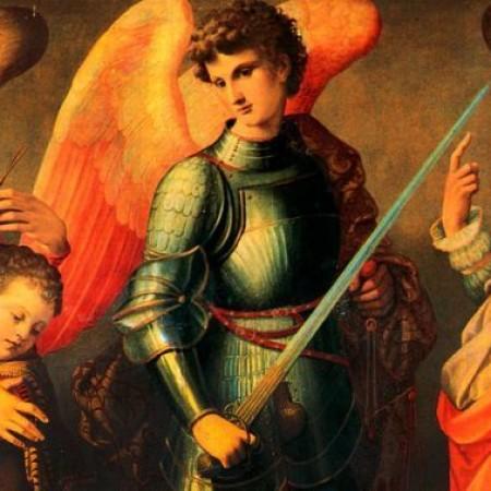 Hoje começa a novena dos Santos Arcanjos Miguel, Gabriel e Rafael