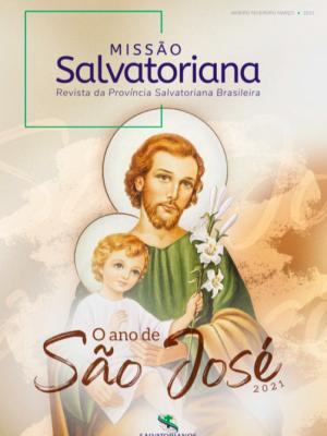 Revista Missão Salvatoriana - Janeiro - Fevereiro e Março de 2021