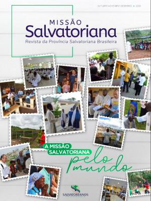 Revista Missão Salvatoriana - Outubro - Novembro e Dezembro de 2020
