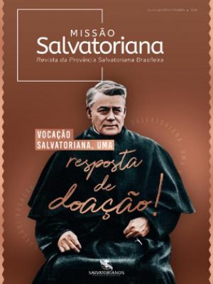 Revista Missão Salvatoriana - Julho - Agosto e Setembro de 2020